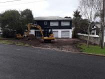 ACE Earthworks - Driveway Prep