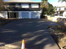 ACE Earthworks - Completed driveway