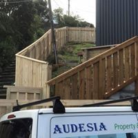 fencing by Audesia Property & Maintenance Ltd