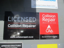 Collision repair Association Member