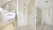 Bathroom Renovation Bathroom Direct Fully tiled bathroom - Fully tiled bathroom renovation by Bathroom Direct
