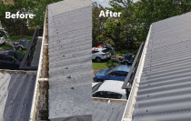 Roof Wash - Cleanse Right Roof Wash in Greenbay