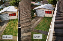 Gutter Clean - Cleanse Right Gutter Clean in Papatoetoe