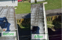 Gutter Clean - Cleanse Right Gutter Clean in Mangere