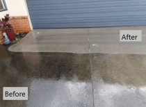 Concrete Clean - Cleanse Right Driveway Concrete Clean in Papatoetoe