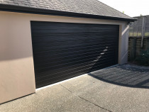 Clear & Colour Joinery Restorations - Garage doors - either colour or a clear-coat to make it look fresh & basically new again!