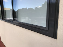 AFTER - Fresh new coat to cover up old, faded aluminium joinery. Contact Clear & Colour today for your FREE quote ! 02108810780 - https://www.clearandcolour.com/