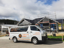 Our work in Whitby - Our exterior painting work for a new-built in Whitby, Wellington