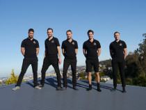 Some of our good men - Check out some of our great work re-roofing and installing roofing for new builds on our website www.completeroofingsolutions.co.nz