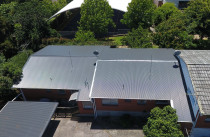 Block of two, no problem for CRS! - Check out some of our great work re-roofing and installing roofing for new builds on our website www.completeroofingsolutions.co.nz
