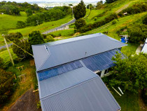 Re-roof and clear light job in Papakura looking great - Check out some of our great work re-roofing and installing roofing for new builds on our website www.completeroofingsolutions.co.nz