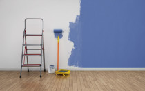 DJ Painting for Professional Colour Advice - Matching new paint to an existing decor can be tricky. You'll need a painter who offers more than just passing advice on what will best match your decor.
