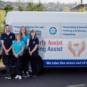 Elderly Assist and Moving Assist - Our team