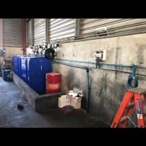 Automated Oil Management System In stalled and commissioned in Wiri, Auckland.