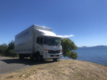 Away trip to Taupo