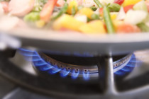 Cooking with gas - Matua, Tauranga - Gas cooking, the choice of chefs