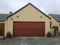 Garage prewash & paint by H2GLO Services