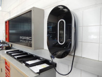 CCS PORSCHE Newmarket e-hybrid Charging Stations - Hall Electrical Services Ltd