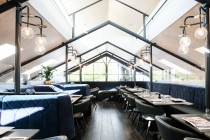 GEROME Parnell New Restaurant (Shop Fit-Out) by Hall Electrical Services Ltd