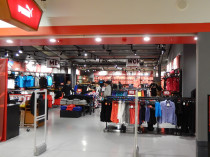 PUMA DressSmart Lighting Refit by Hall Electrical Services Ltd