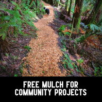 Free Mulch for Community Projects - Hardfell - Auckland