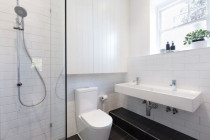 Albany - New Bathroom