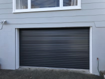 Roller door by Hibiscus Garage Doors Ltd