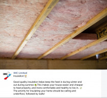 House Underfloor insulation - Underfloor and ceiling insulation services