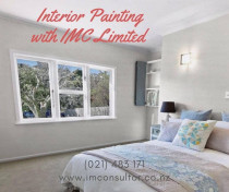Interior painting services - Interior painting services with IMC Limited