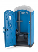 Portable toilet hire - We hire out both flushing toilets and drop tank toilets.