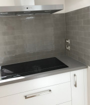 Coloured subway by Just Splashbacks - Female Tiler