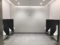 Auckland International Airport Male Bathroom