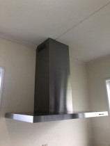 Range Hood Stainless Steel 900mm - Healthy homes Install Wellington Central. Sept, 2020