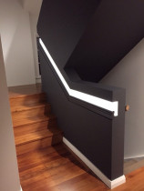 Design by Integritet - Stairwell lighting
