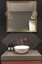Design by Integritet - Bathroom lighting