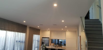 Down lights by Lux Electrical Ltd