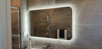 Led Mirror by Lux Electrical Ltd