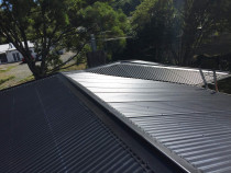 Re roof - A Re roof in lower hutt done in a record time !!!!