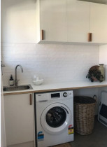 Laundry renovation by Macos Builders Ltd