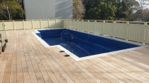 New Deck/Pool Fence