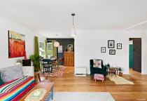 Renovation in St Johns - Living / dining room