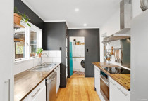 Renovation in St Johns - Kitchen
