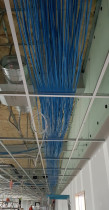 Networking systems and cabling - All aspects of network cabling, termination and testing as required.