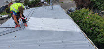 After - Roof Leak - Palmerston North