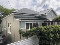 Recent repaint of exterior - Exterior repaint in Westmere, Auckland by Paint Crew