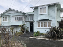 Full exterior repaint - Recent exterior house painting in Penrose, Auckland by Paint Crew