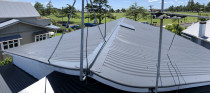 Recent roof repaint - Full wash down and roof repaint in Pt Chevalier, Auckland