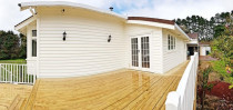 Job in Mangawhai - ...and finished!