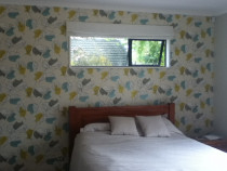 Walpapering - Bedroom walls