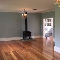 interior repaint by Precision And Quality Painting Ltd